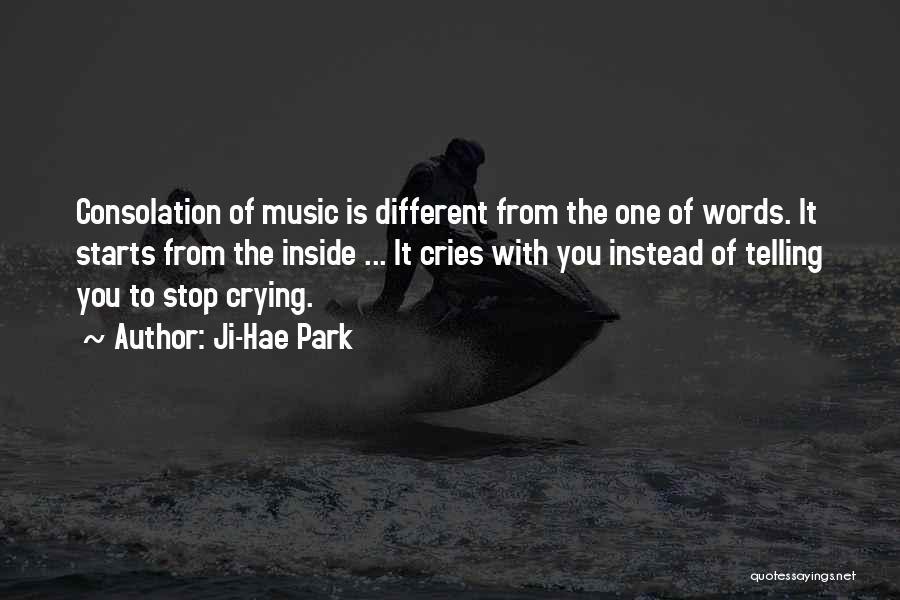 Ji-Hae Park Quotes 1207705