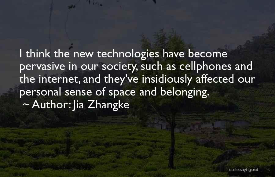 Jia Zhangke Quotes 1757544