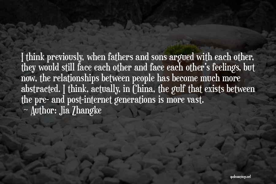 Jia Zhangke Quotes 1790068