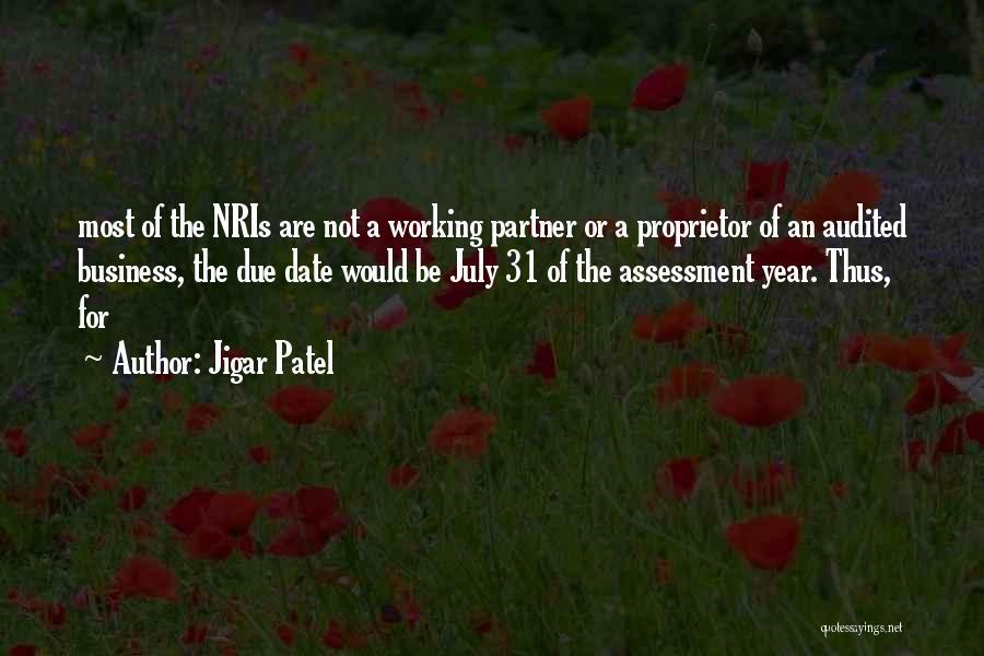 Jigar Patel Quotes 644382