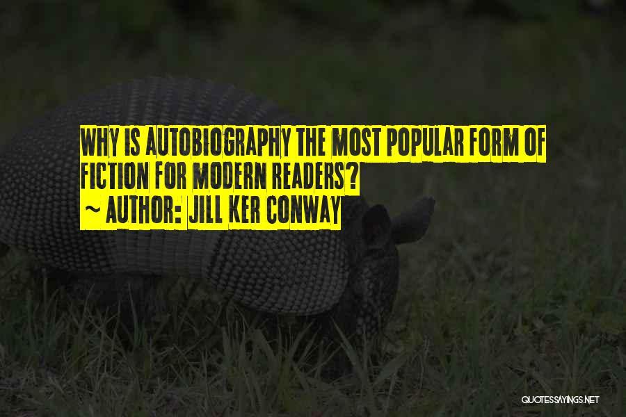 Jill Ker Conway Quotes 2155037
