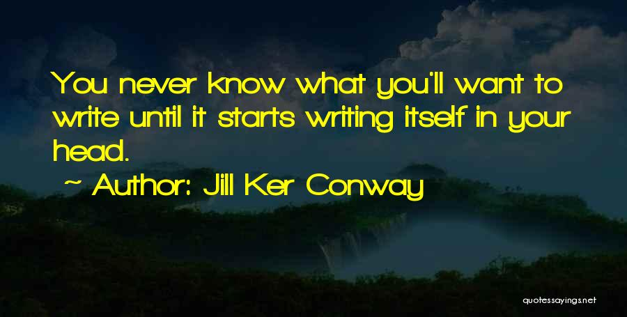 Jill Ker Conway Quotes 609203