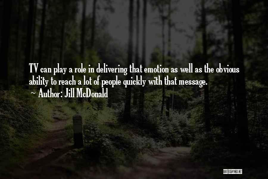 Jill McDonald Quotes 2157772
