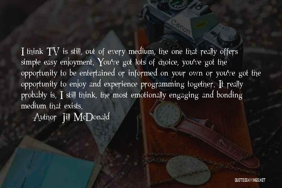 Jill McDonald Quotes 2176438