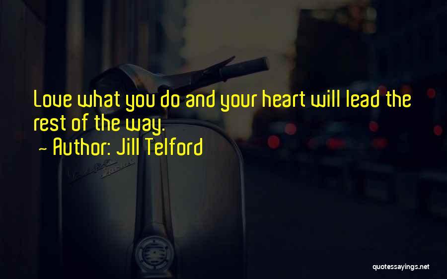 Jill Telford Quotes 1079062
