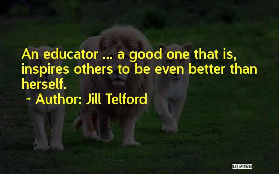 Jill Telford Quotes 1193188