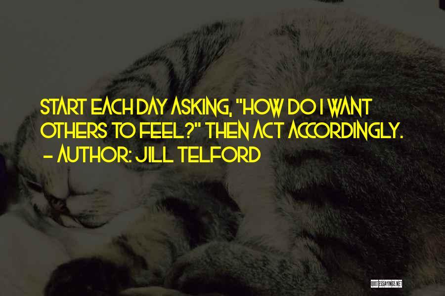 Jill Telford Quotes 1556430