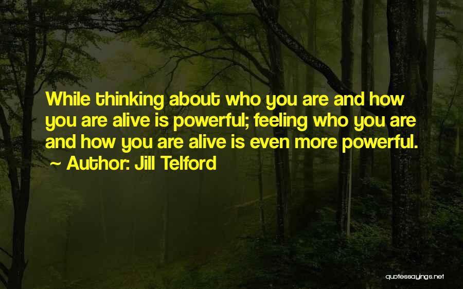 Jill Telford Quotes 1851472