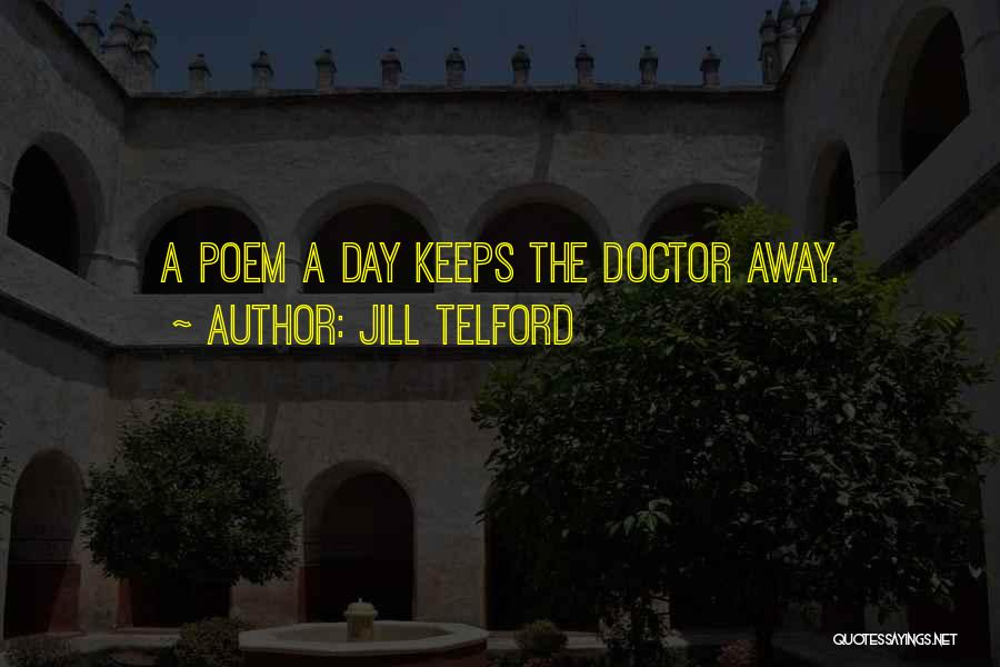 Jill Telford Quotes 2001460
