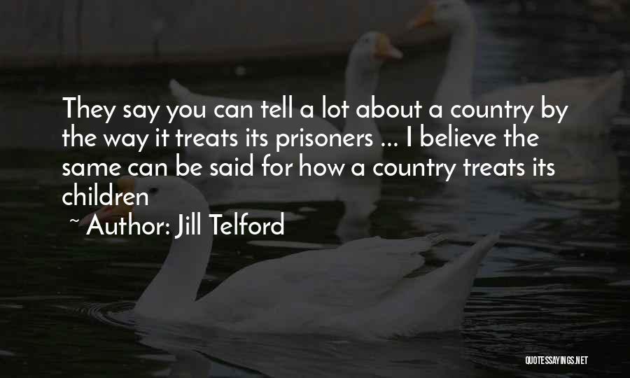 Jill Telford Quotes 2180743