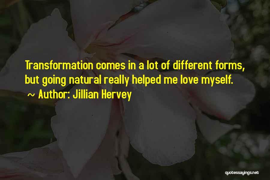 Jillian Hervey Quotes 1117131