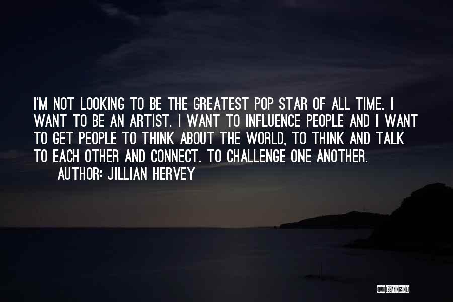 Jillian Hervey Quotes 1704708