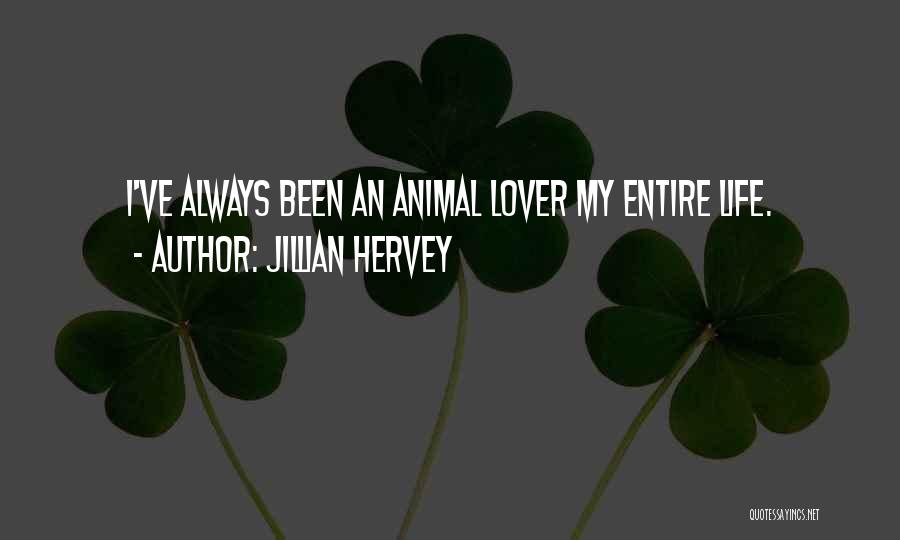 Jillian Hervey Quotes 1974320