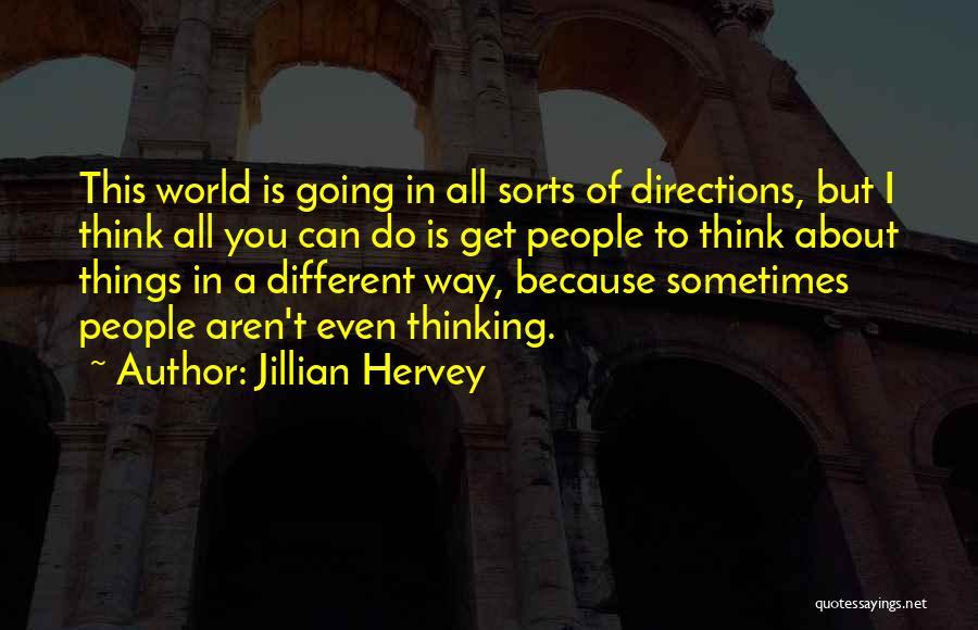 Jillian Hervey Quotes 389055