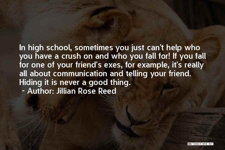 Jillian Rose Reed Quotes 2155455