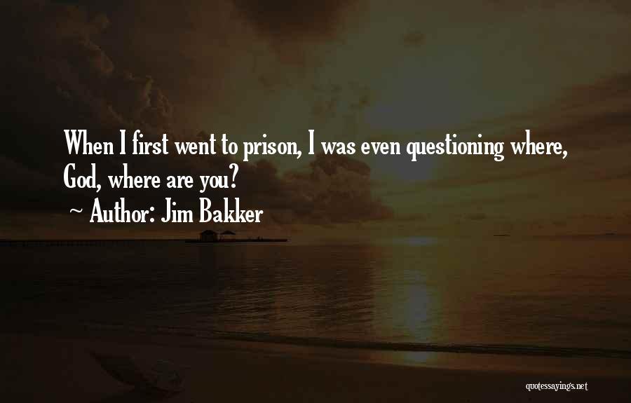 Jim Bakker Quotes 1288825