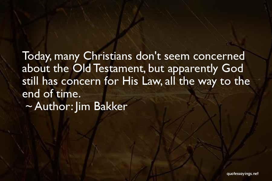 Jim Bakker Quotes 2158331