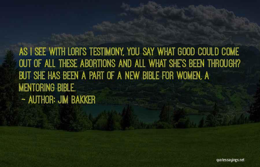 Jim Bakker Quotes 984052