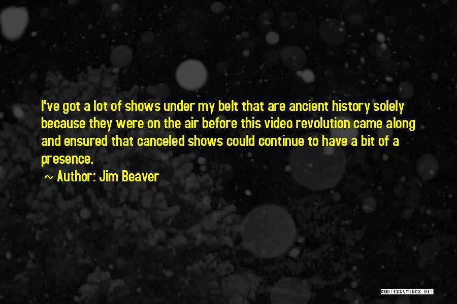 Jim Beaver Quotes 1644792