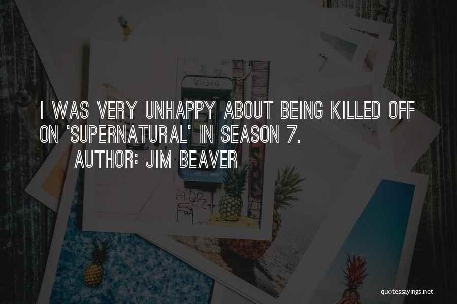 Jim Beaver Quotes 2072357