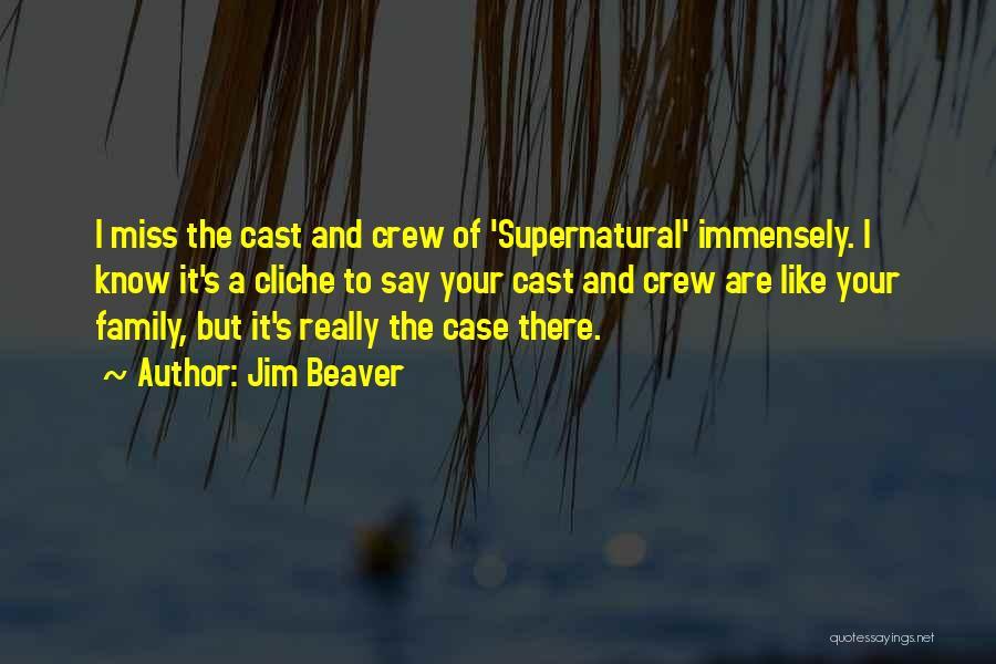 Jim Beaver Quotes 2103882