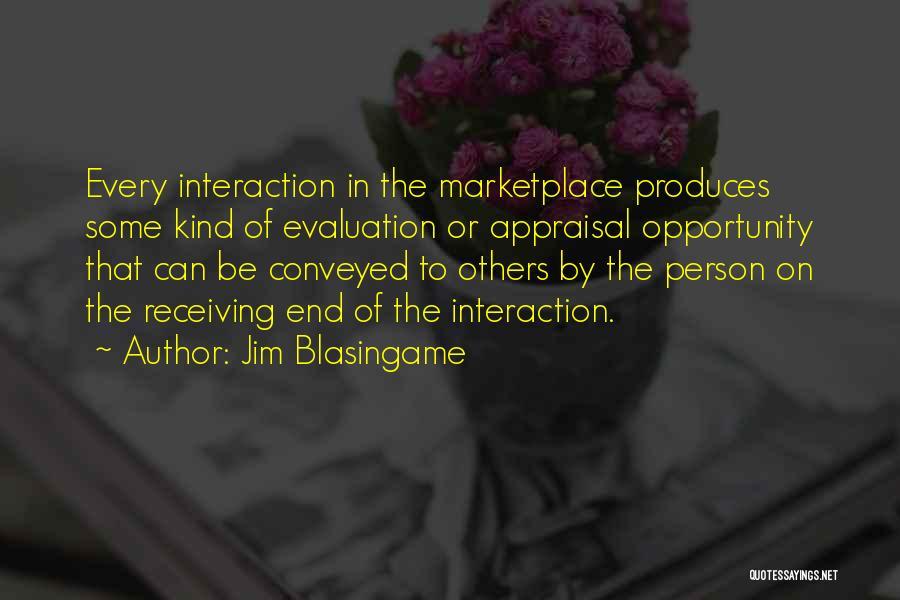 Jim Blasingame Quotes 1929541