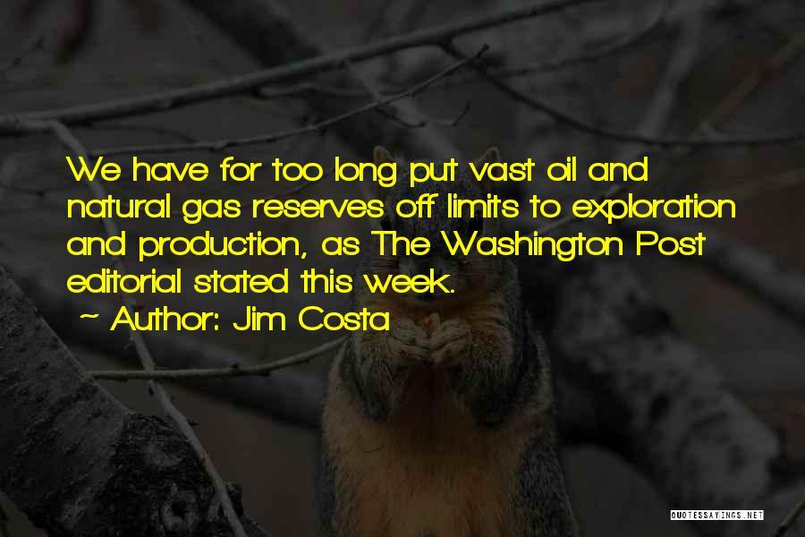 Jim Costa Quotes 2257854