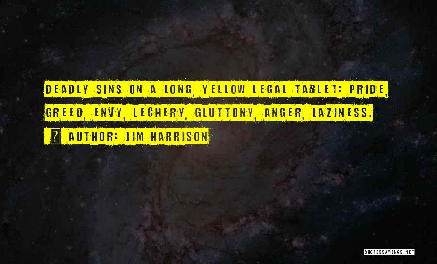 Jim Harrison Quotes 1123408