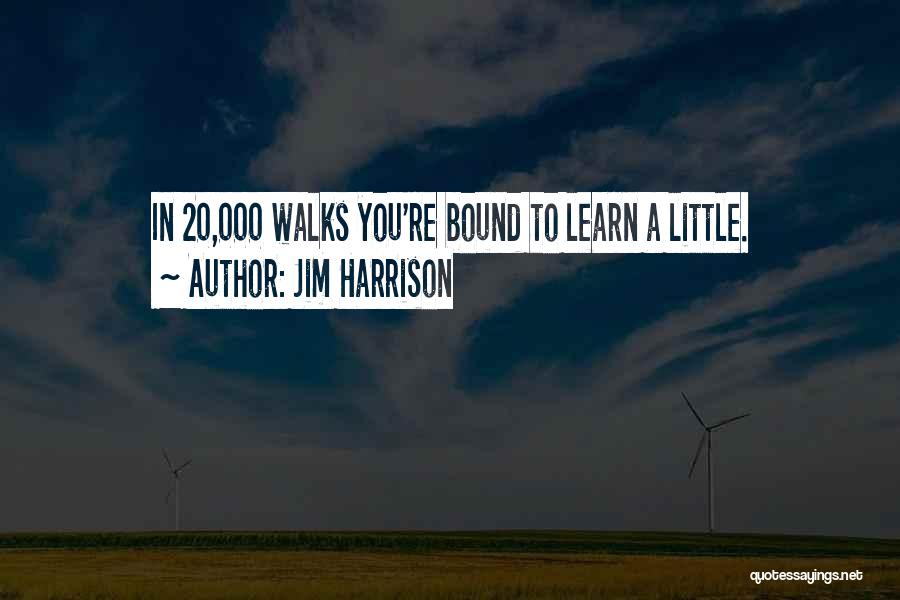 Jim Harrison Quotes 1347405