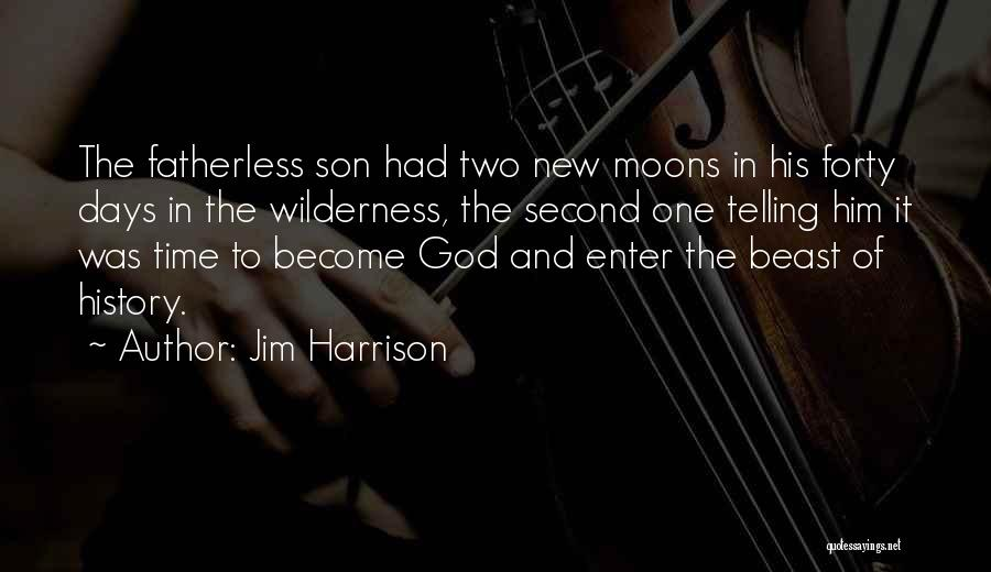 Jim Harrison Quotes 1715783