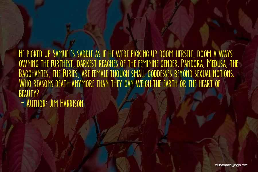 Jim Harrison Quotes 1865676