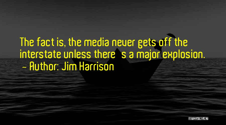 Jim Harrison Quotes 375336