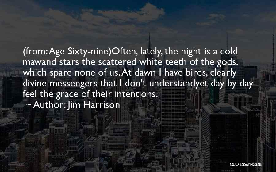Jim Harrison Quotes 814729