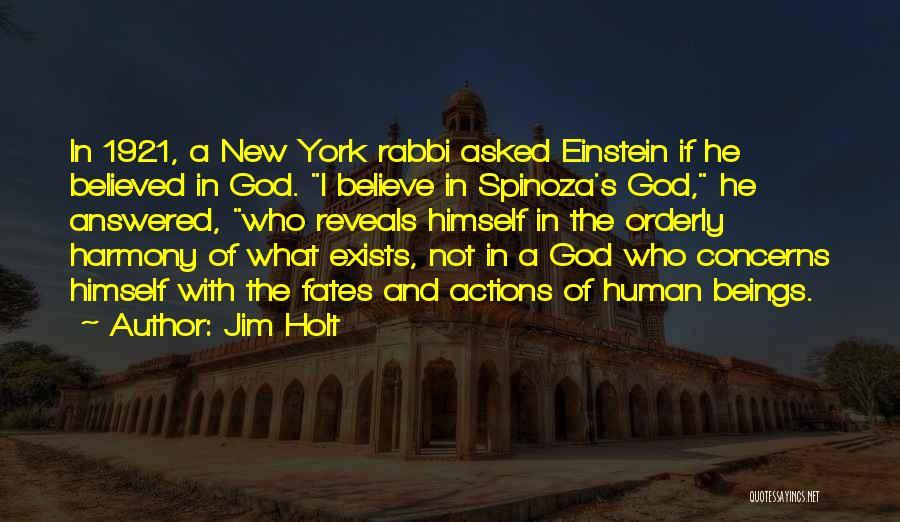 Jim Holt Quotes 1420235