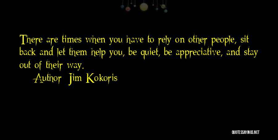 Jim Kokoris Quotes 597514