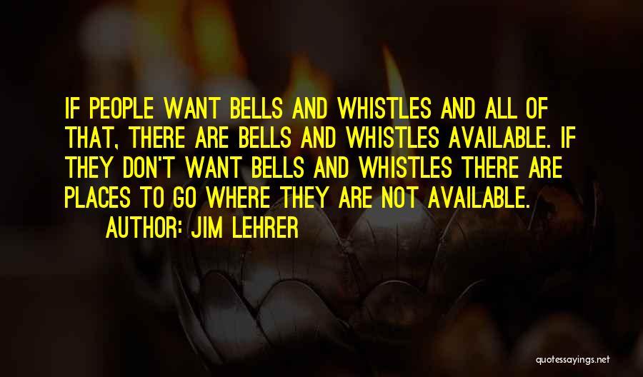 Jim Lehrer Quotes 1422553