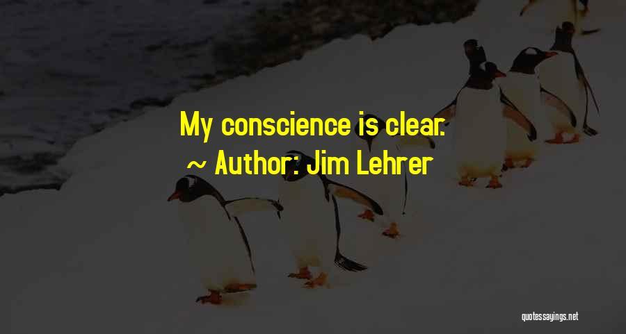 Jim Lehrer Quotes 1756827