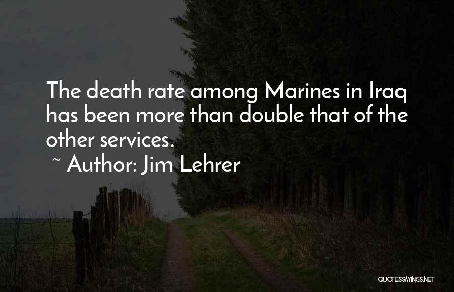 Jim Lehrer Quotes 1776360