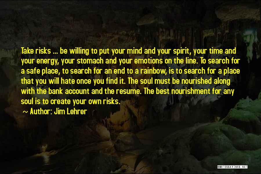 Jim Lehrer Quotes 2039621