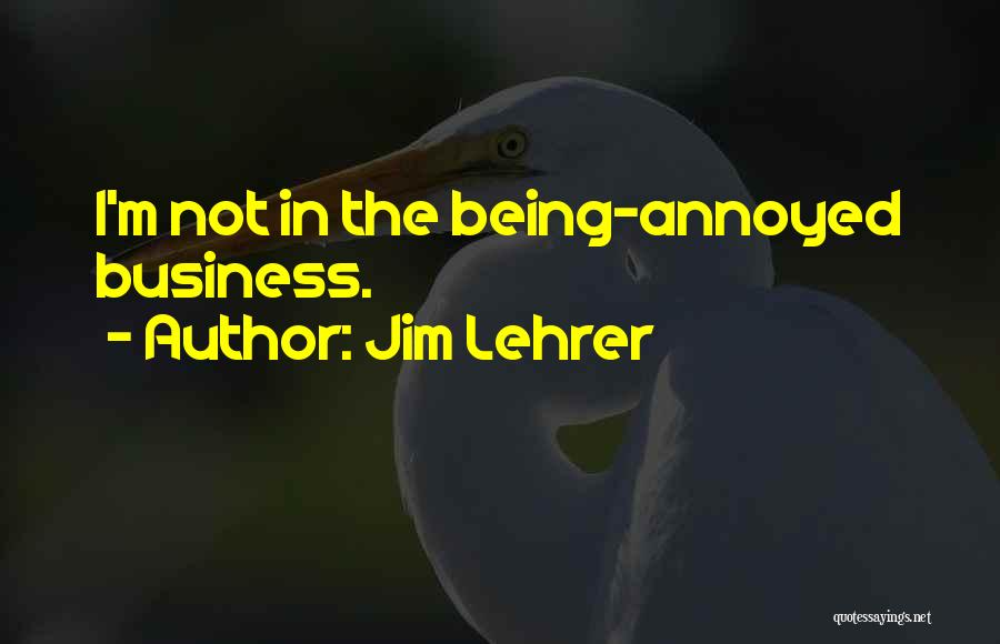 Jim Lehrer Quotes 2173763