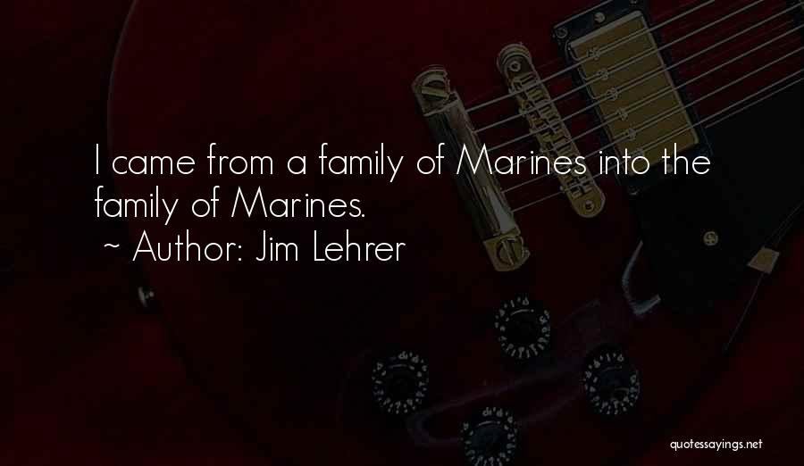 Jim Lehrer Quotes 259436