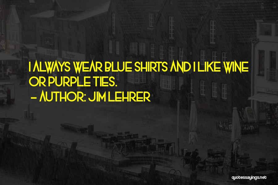 Jim Lehrer Quotes 611375