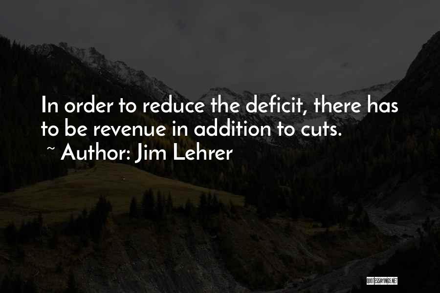 Jim Lehrer Quotes 828342