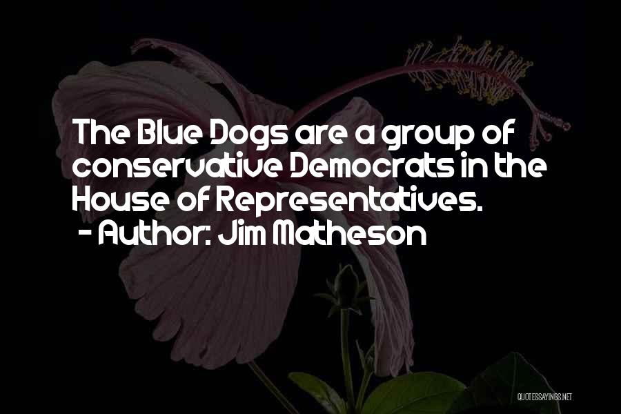 Jim Matheson Quotes 1573480