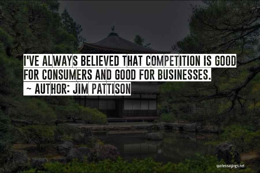 Jim Pattison Quotes 1729656