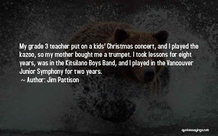 Jim Pattison Quotes 2190982
