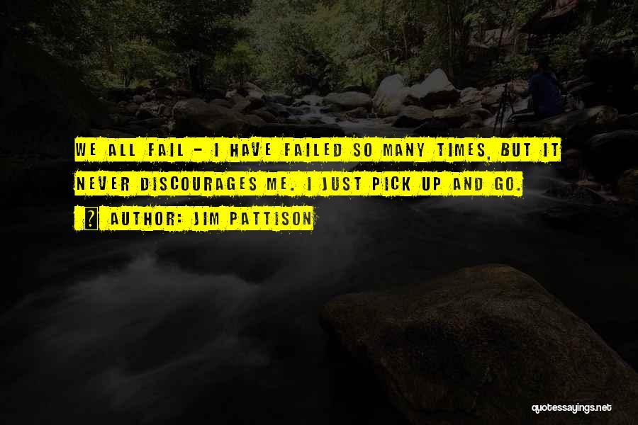 Jim Pattison Quotes 280473