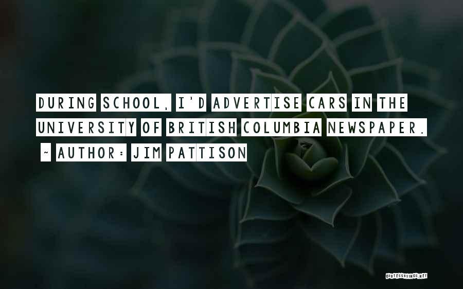 Jim Pattison Quotes 544100