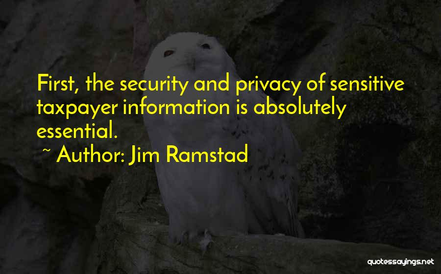 Jim Ramstad Quotes 399102