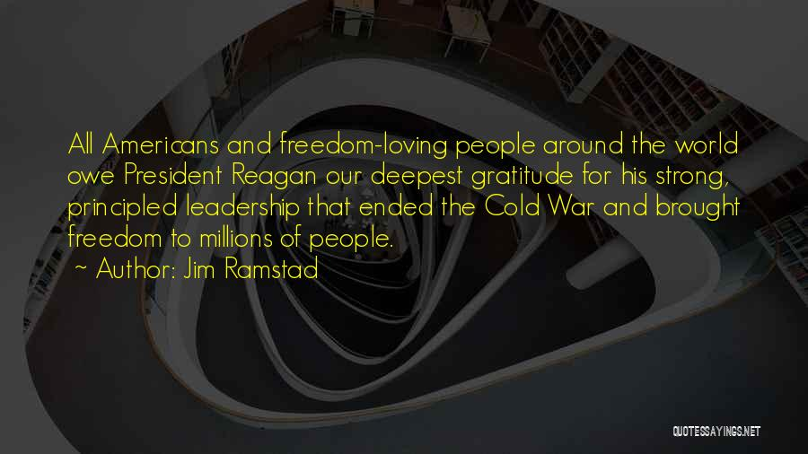 Jim Ramstad Quotes 557444